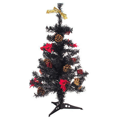 weihnachtsbaum christbaum k nstlich tannenbaum tischbaum weihnachtsdekoration eur 19 95. Black Bedroom Furniture Sets. Home Design Ideas