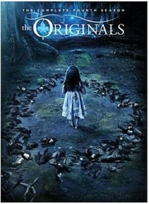 The Originals The Complete Season 4 Series Four Fourth  New DVD Region 4