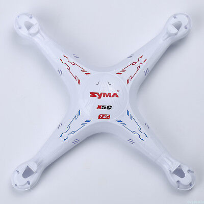 For Syma X5C Explorers Spare Part X5C Main Body Case Shell Cover For SYMA X5C-01