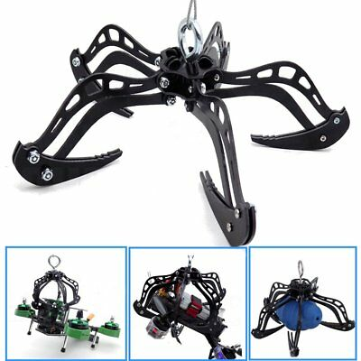8'' Extra Large Mantis Claw Flying Drone Recovery Claw Hook Grabber Kit DIY