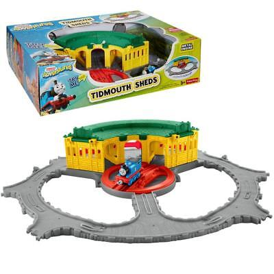 Thomas and Friends - Engine Tidmouth Sheds Playset - Adventures Mattel