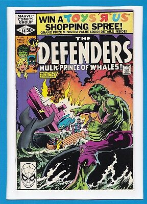 The Defenders #88_October 1980_Very Fine+_Matt Murdock_Bronze Age Marvel!