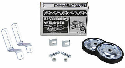 """Wald 1216 Bicycle Training Wheels Fits 12"""" to 16"""" Tires"""