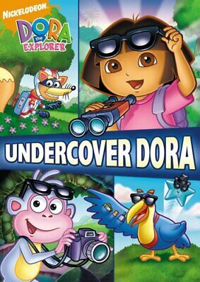 Dora The Explorer - Undercover Dora [DVD] NEW!