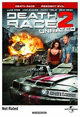 Death Race 2 (Unrated Edition) [DVD] NEW!