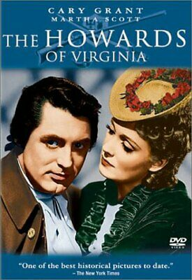 The Howards of Virginia [DVD] NEW!
