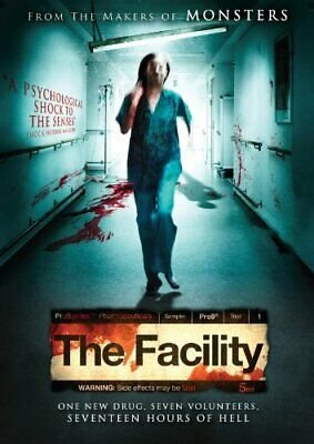 The Facility [DVD] NEW!