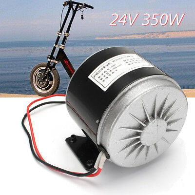350W 24V DC ZY MY1016 RPM Clockwise Electric Motor for E Bike Brushed Scooter