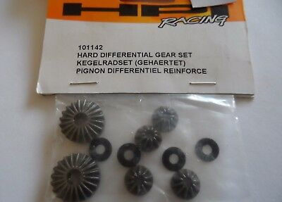Rare New HPI Hard Differential Gear Set For Trophy Truggy/Buggy 101142