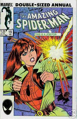 Amazing Spiderman Annual # 19 (USA)