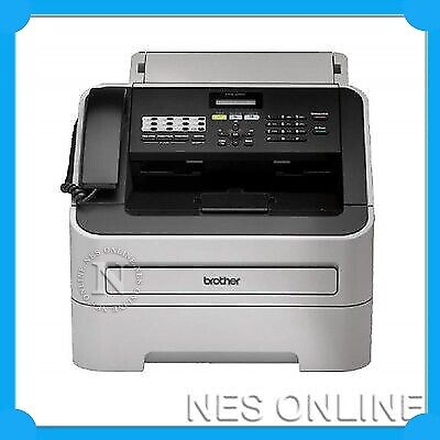 Brother FAX-2950 all-in-one Business Laser Priner+FAX /w Handset Copier *RFB*