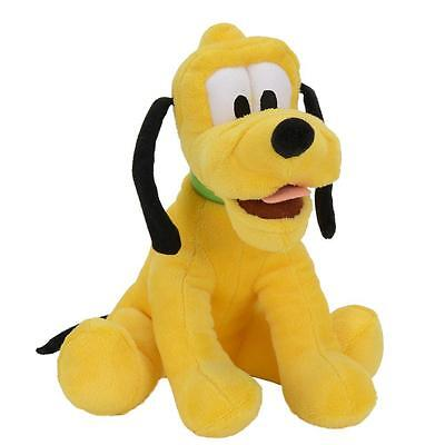 Disney Mickey Mouse - Plush Figure - Soft Toy - Softwool Pluto 15cm