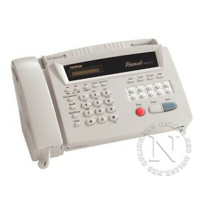 Brother FAX-515 FAX PHONE & COPIER Machine /w Handset Speaker Built-in+ADF
