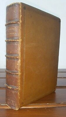 1875 HISTORY of the ENGLISH People ILLUSTRATED Colour MAPS Foldout J R Green