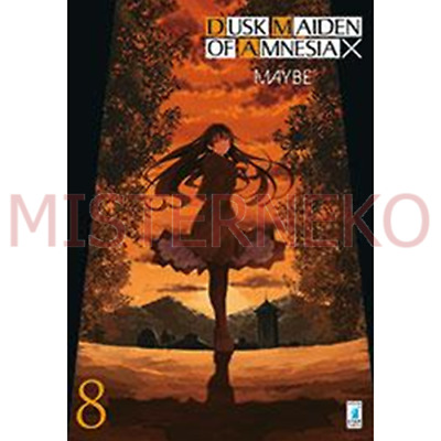 Manga - Dusk Maiden of Amnesia 8 - Star Comics