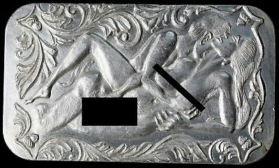 1 Troy Ounce .999 Fine Mark IV Graphic Adult Silver Bar - SUPER RARE!!