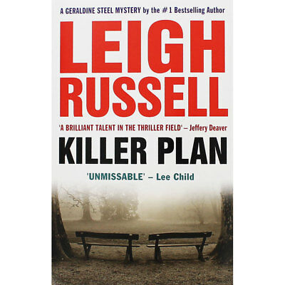 Killer Plan by Leigh Russell (Paperback), Fiction Books, Brand New