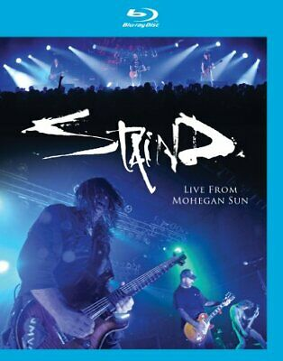 Staind: Live from Mohegan Sun [Blu-ray] NEW!