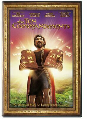 The Ten Commandments [DVD] NEW!