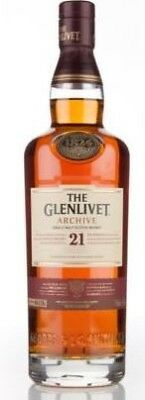 The Glenlivet '21yo Archive' Scotch Whisky (3 x 700mL)