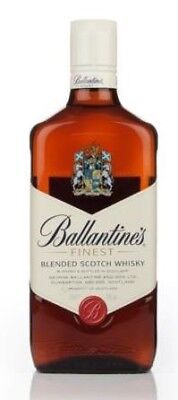 Ballantine's Finest Scotch Whisky (6 x 1000mL)
