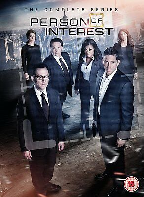 ❏ Person of Interest Seasons 1-5 DVD Complete Series New ❏ Genuine R2 1 2 3 4 5