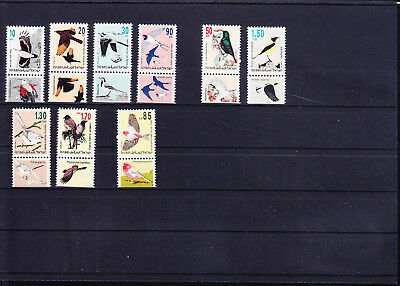 053673 Tiere Animals Israel ** MNH - Lot