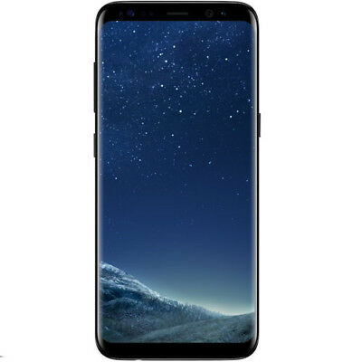 Samsung Galaxy S8 Plus 64GB SIM Free Unlocked Android Smartphone Midnight Black