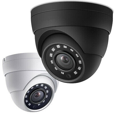 1080P 2.1Mp Hd Tvi Ahd Cvi Analogue 4 In 1 Cctv Dome Camera 20M Ir Night Vision