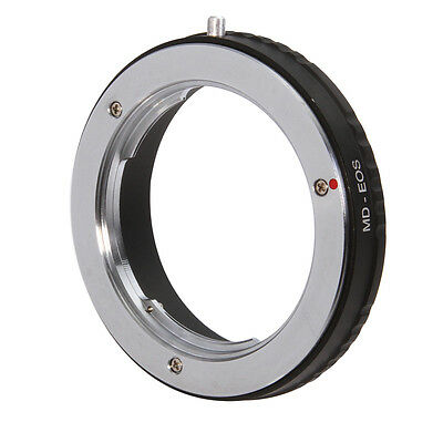 Minolta MD Lens to Canon EOS EF EF-S Adapter Ring For 7D 6D 5D 3 4 700D 70D 600D