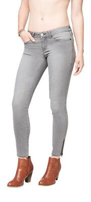 aeropostale womens seriously stretchy low-rise ankle jegging