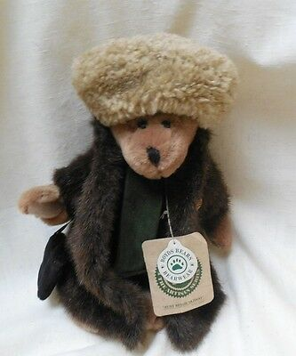 Boyds Bears Aunt Bessie Skidoo New With Tags 1998