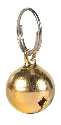 4160 Trixie Metal Cat Collar Safety Bell Singles Or Bulk