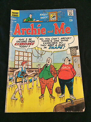 ARCHIE AND ME #18 VG- Condition