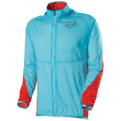 Fox Racing Dawn Patrol 2 Jacket Blue/Red Large