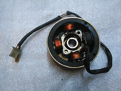 E.Italjet Formula 50 FR Alternator Stator Winding Rotor Pole Wheel