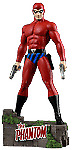 """Ikon Collectables--The Phantom - Ghost Who Walks 12"""" Statue - RED"""