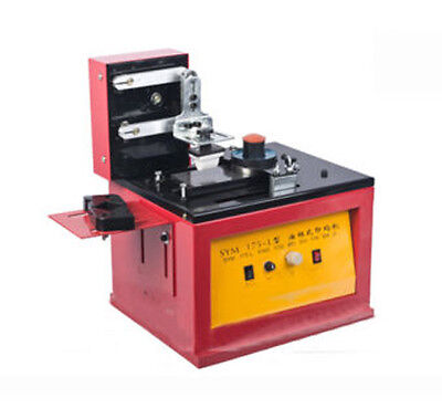 220V Coder Electric ink coding machine oil cup Production date pad Printing