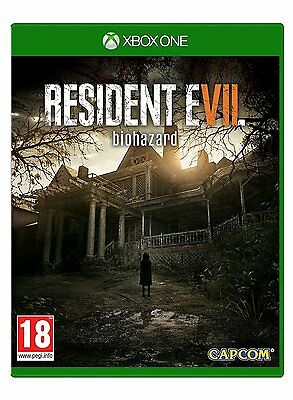 Resident Evil 7 Biohazard (Xbox One) [New Game]