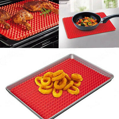 Pyramid Pad Silicone Kitchen Baking Mat Healthy Cooking Non Stick Bake Mat XXF