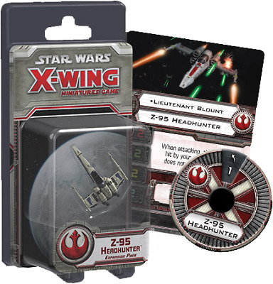 Fantasy Flight Games--Star Wars - X-Wing Miniatures Game - Z-95 Head Hunter
