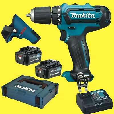 makita akkuschrauber df331dsmj mit 2x 4 0 ah akkus makpac 1 bosch holster eur 141 99. Black Bedroom Furniture Sets. Home Design Ideas