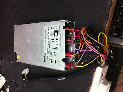 Lambda Sirius CSF250NM  Power Supply 12v 10amp 6.5v 25amp 5v 5amp