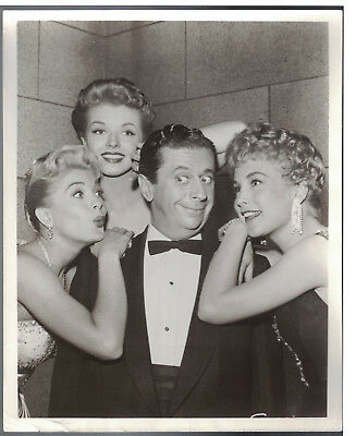 How To Marry A Millionare Barbara Eden Amsterdam Anders 1953 Original 8X10 Photo
