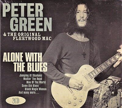 Peter Green & The Original Fleetwood Mac - Alone With The Blues (New Sealed 2Cd)