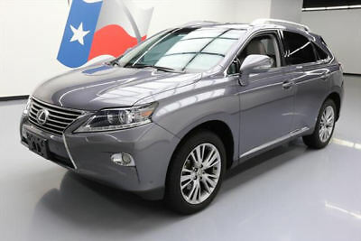 2013 Lexus RX Base Sport Utility 4-Door 2013 LEXUS RX350 SUNROOF REAR CAM CLIMATE SEATS 68K MI #128803 Texas Direct Auto