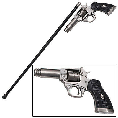 Single Action Revolver Replica Walking Cane  Colt  .45 Army Special STaff Stick