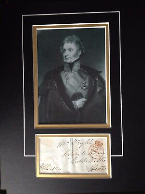 Henry Wheatley - Distinguished Soldier & Royal Aide - Signed Photo Display