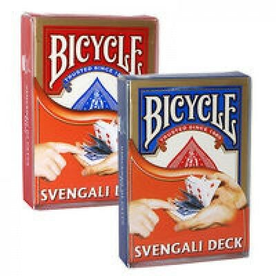 Bicycle - Svengali Deck - talia Svengali -