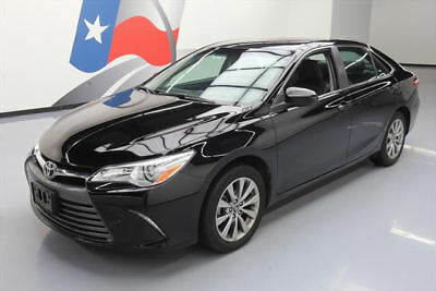 2016 Toyota Camry  2016 TOYOTA CAMRY XLE HEATED LEATHER REARVIEW CAM 31K #227991 Texas Direct Auto